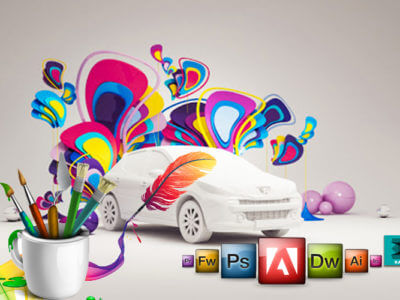 DPW3D – Program in Print, Web and 3D Animation