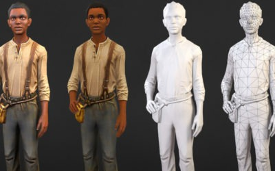 Modeling & Texturing