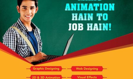 MAAC Animation Hai To Job Hai